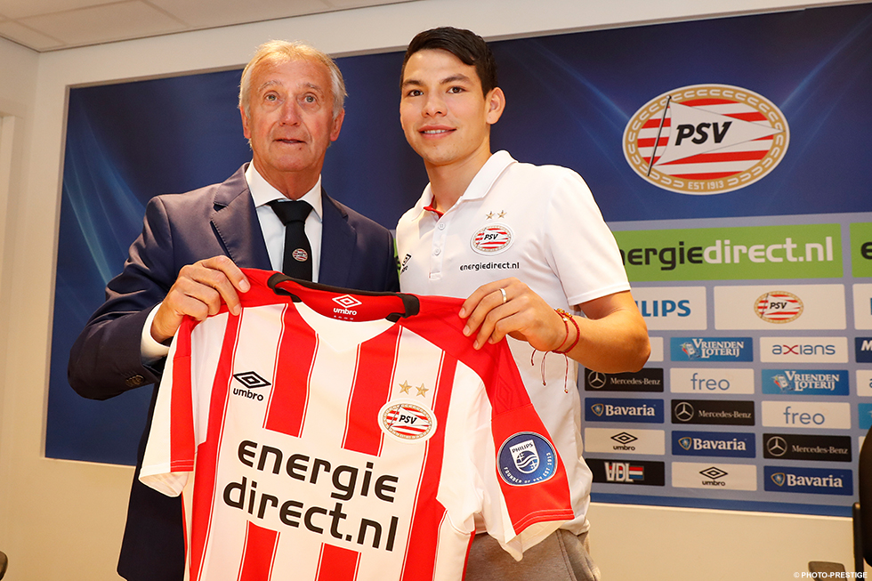 promo code 71258 b1e7f PSV.nl - PSV unveil three summer signings