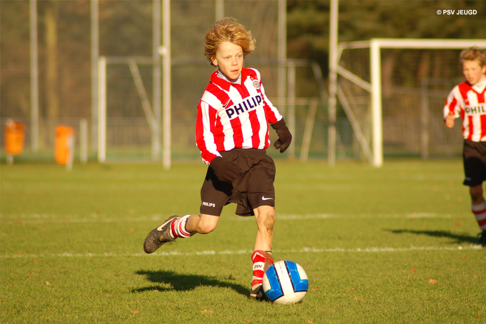 Dante Rigo, active in the 2007/08 season | © PSV Jeugd