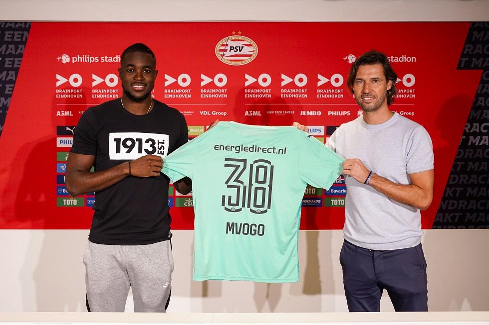 Psv Nl Goalkeeper Mvogo Joins Psv On Loan From Rb Leipzig
