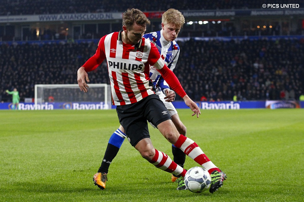 GALLERY: PSV 1-1 sc Heerenveen in photos