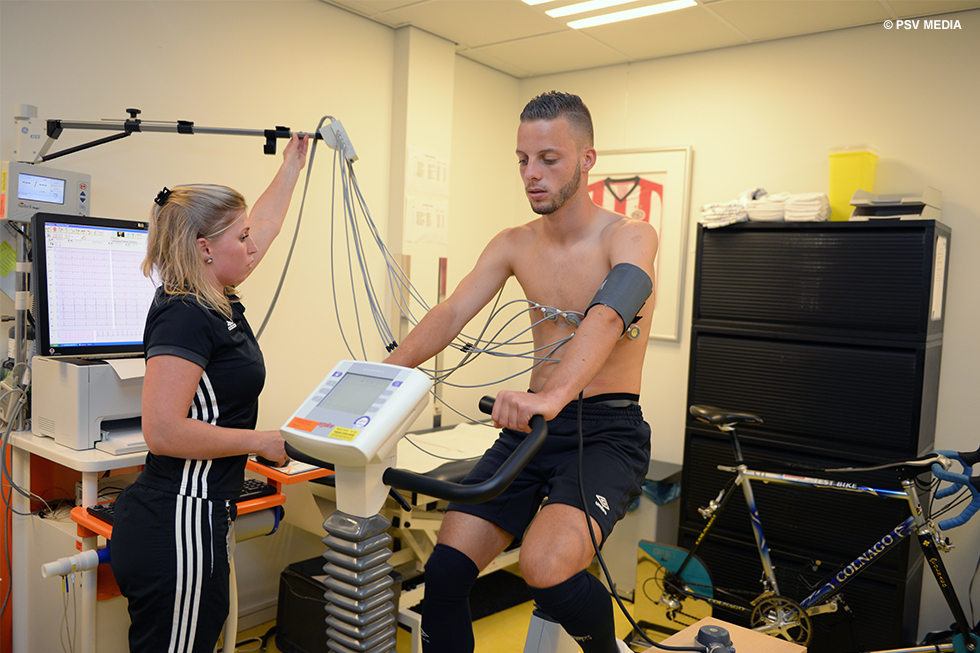 Bart Ramselaar successfully passed a medical