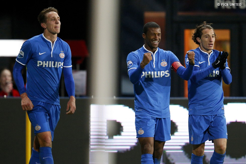 He came off the bench to score an 84th-minute equaliser and Memphis secured  all three points for  PSV with a strike 722ec4265