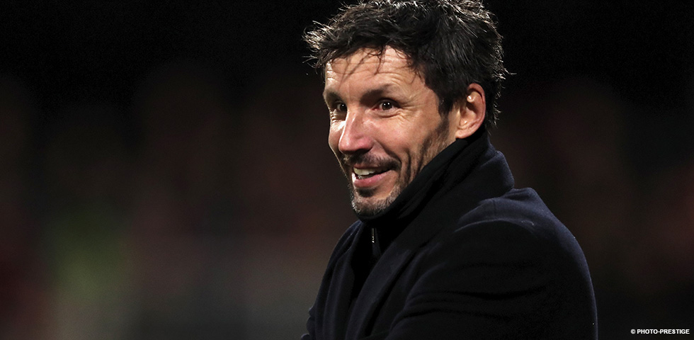 Van Bommel previews Saturday's clash against NAC Breda