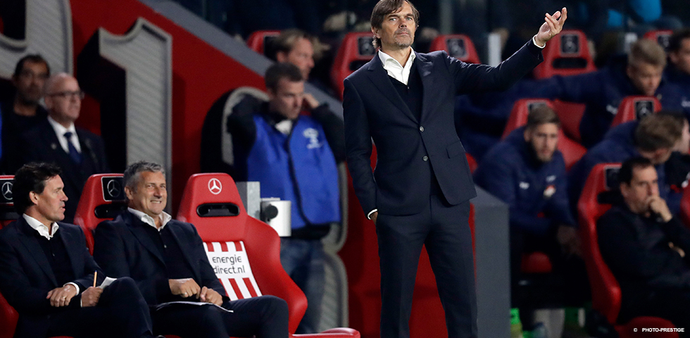 Phillip Cocu happy to take three wins in three games