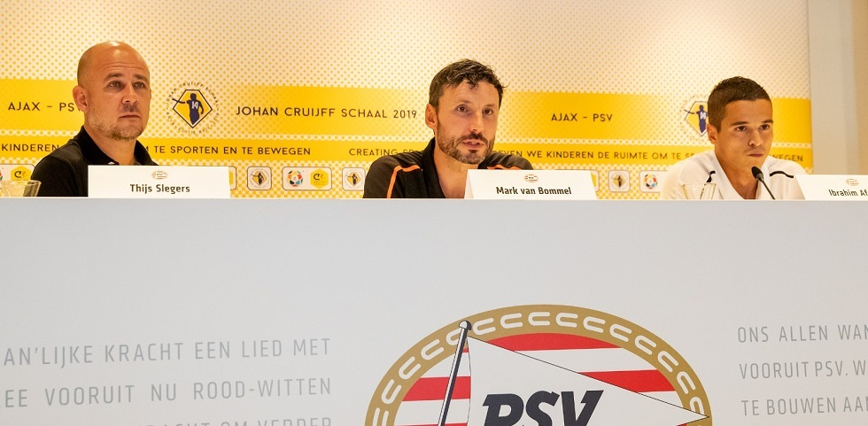 Van Bommel focuses on the Dutch Super Cup