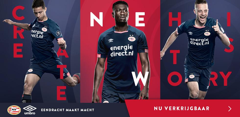 PSV.nl - PSV Third Kit  Create New History Part III 71fa8189c