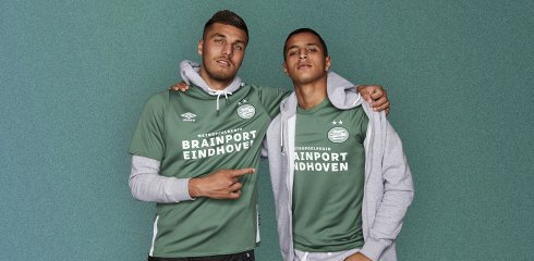 PSV third kit inspired by street style