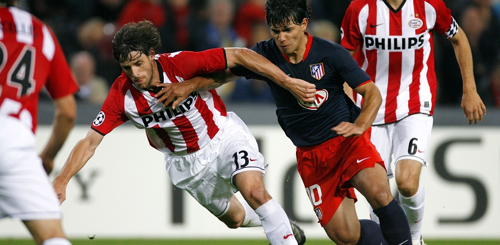 PSV.nl - The history of PSV v Atlético Madrid b403fc20c