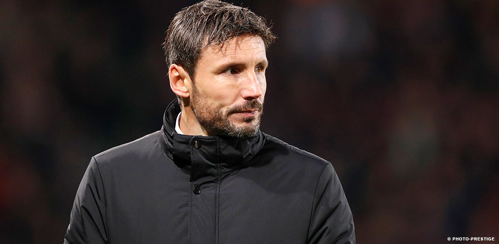 "Van Bommel: ""Bergwijn fit to face Vitesse"""