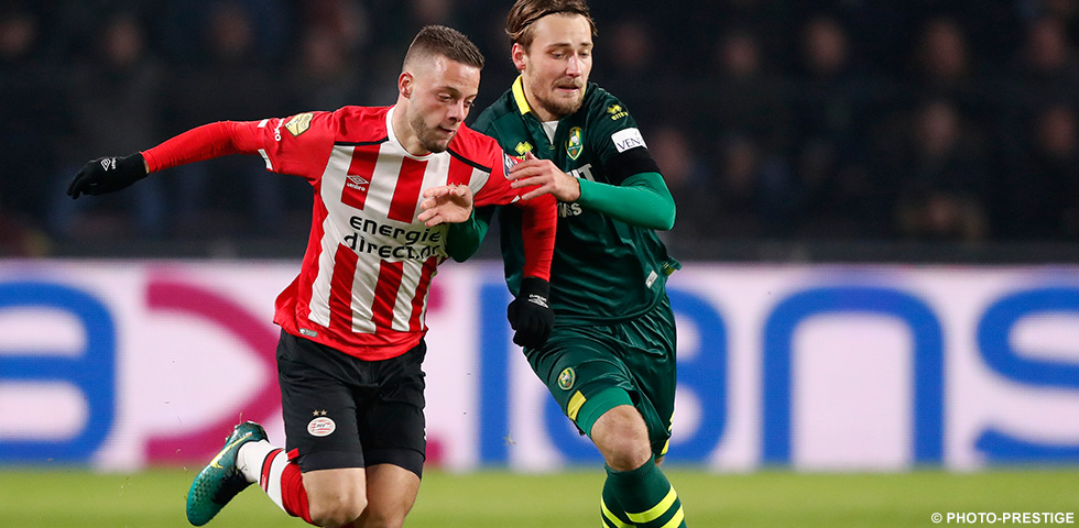 Groenendijk's approach pays dividends for ADO Den Haag