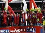 PSV also win Dutch Amstel Cup