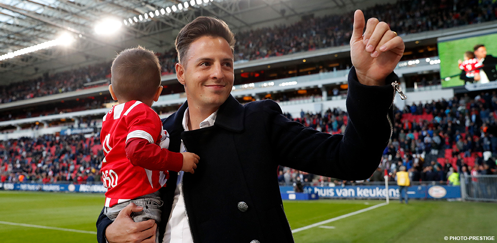 Santiago Arias voor even terug in Philips Stadion