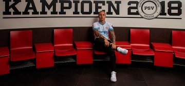 TRANSFER | Angeliño is PSV'er