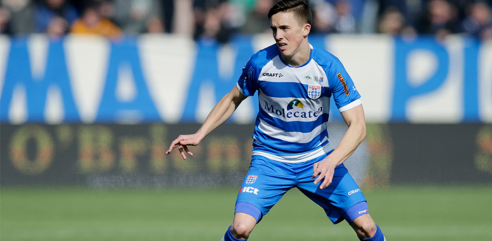 Official: PSV signs New Zealand international Ryan Thomas from PEC Zwolle