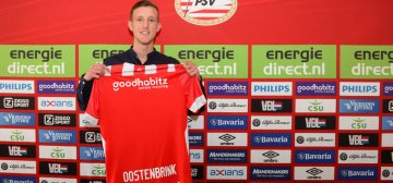Contract voor Koen Oostenbrink