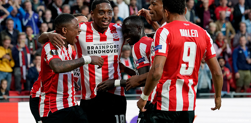 PSV see off Sporting CP 3-2