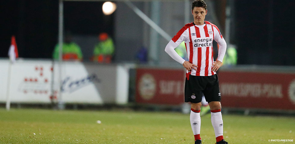 PSV U23 suffer defeat in England