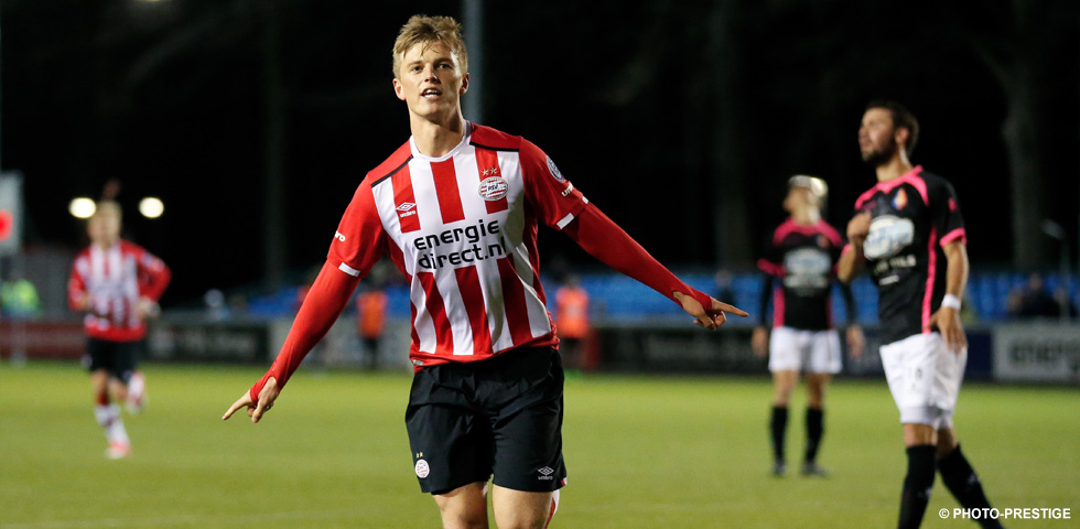 PSV U21 secure a 1-0 win over Telstar
