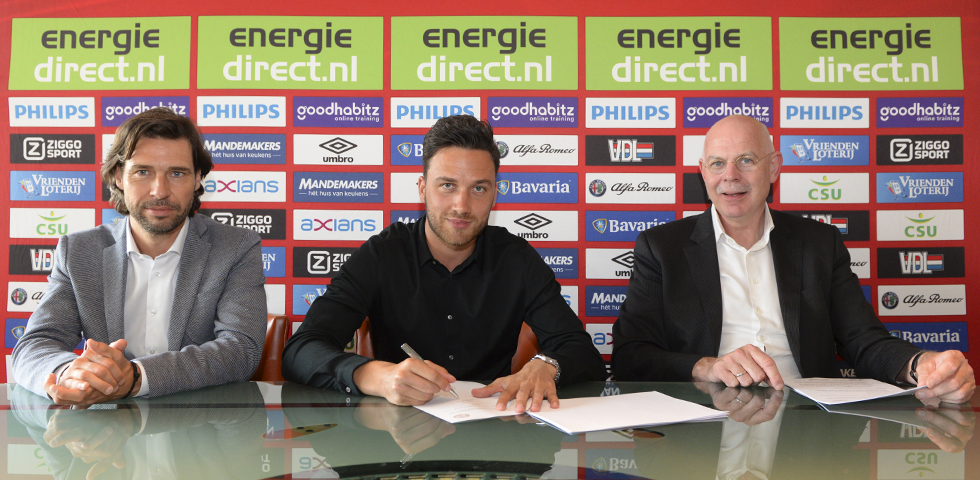 Luuk Koopmans signs two-year contract extension