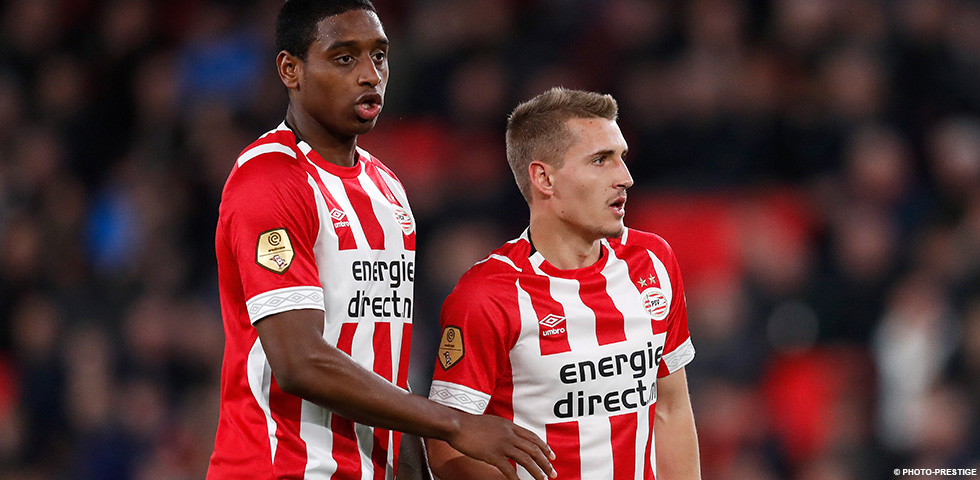 PSV make two changes in midfield
