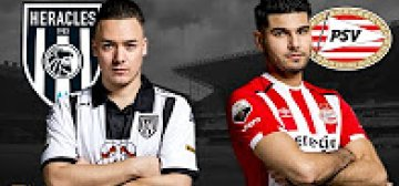 Bryan Hessing - Romal Abdi | Heracles Almelo - PSV | Speelronde 20 | E-Divisie