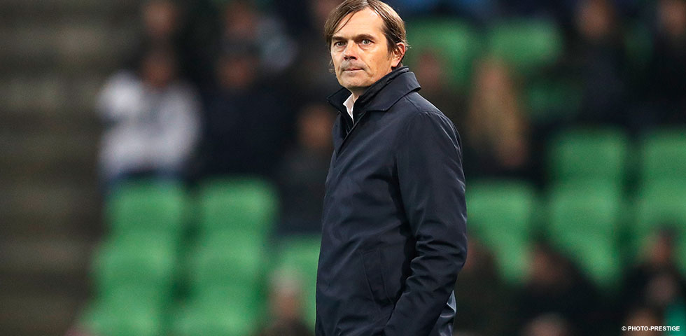 "Cocu: ""Stay fully focused"""