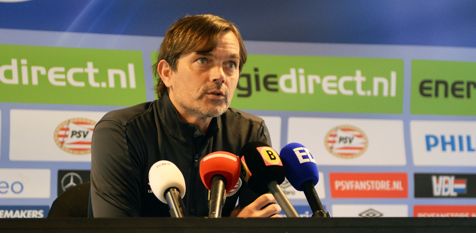Phillip Cocu: 'The mentally toughest team will clinch the title'
