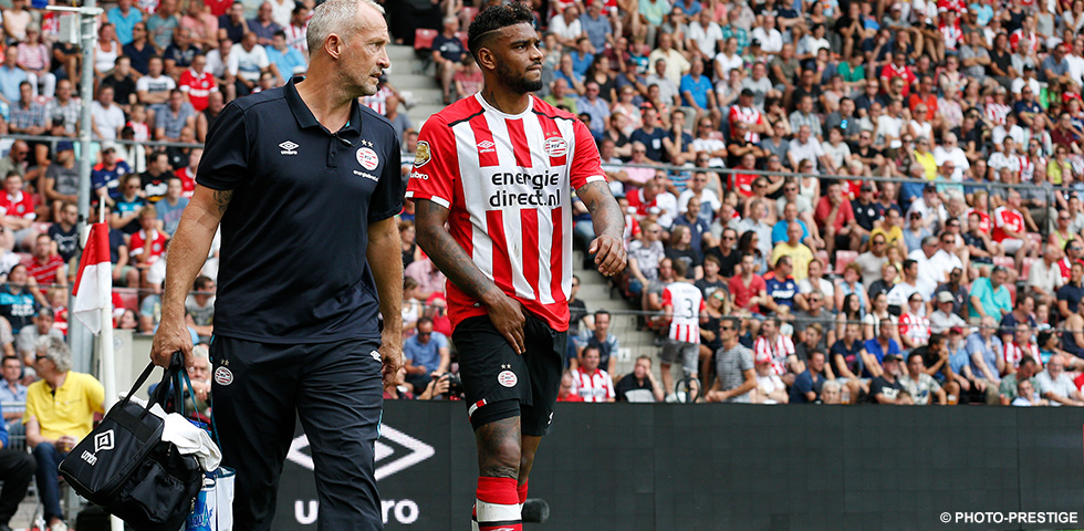 Jürgen Locadia ruled out for two months with groin injury