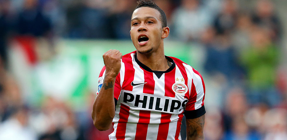 Memphis Depay to join Manchester United