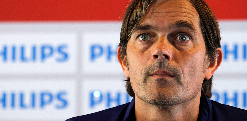 Cocu previews top-of-the-table clash against Ajax