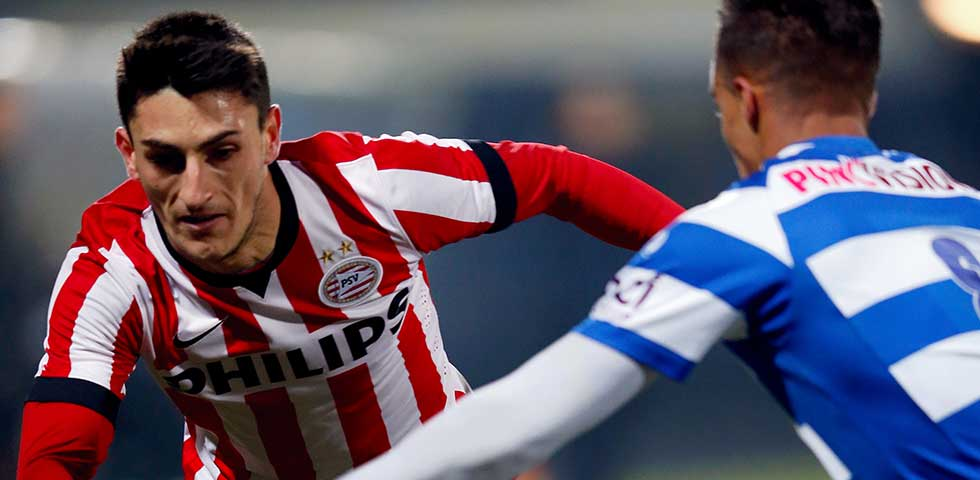 Jong PSV suffer emphatic defeat at De Graafschap