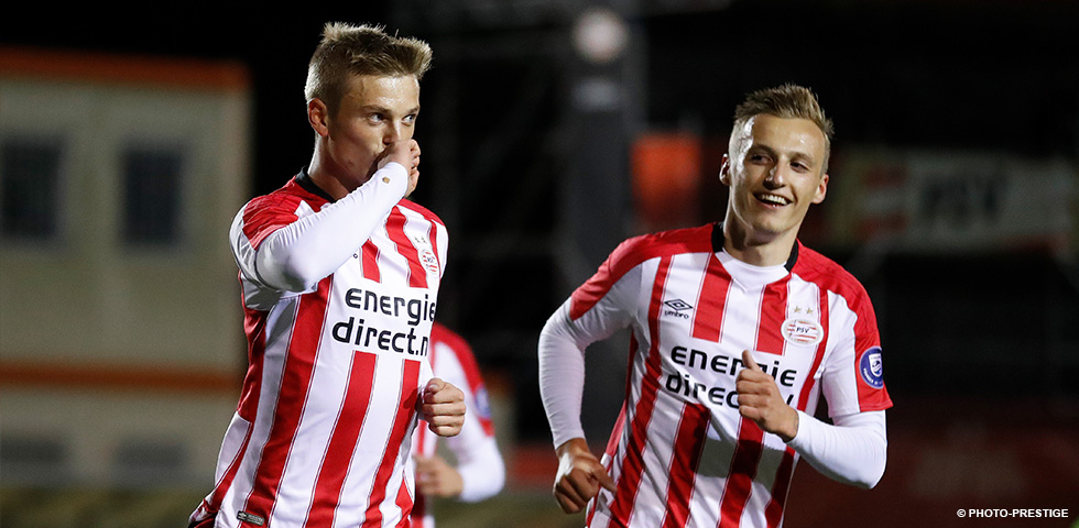 PSV U21 return to winning ways