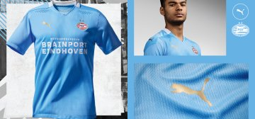 Official release PUMA PSV Away Kit 2020-2021