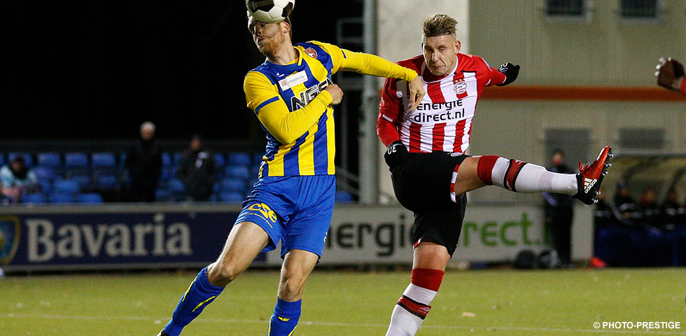 PSV U21 suffer 2-4 defeat against FC Oss