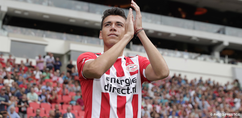 Héctor Moreno joins AS Roma from PSV