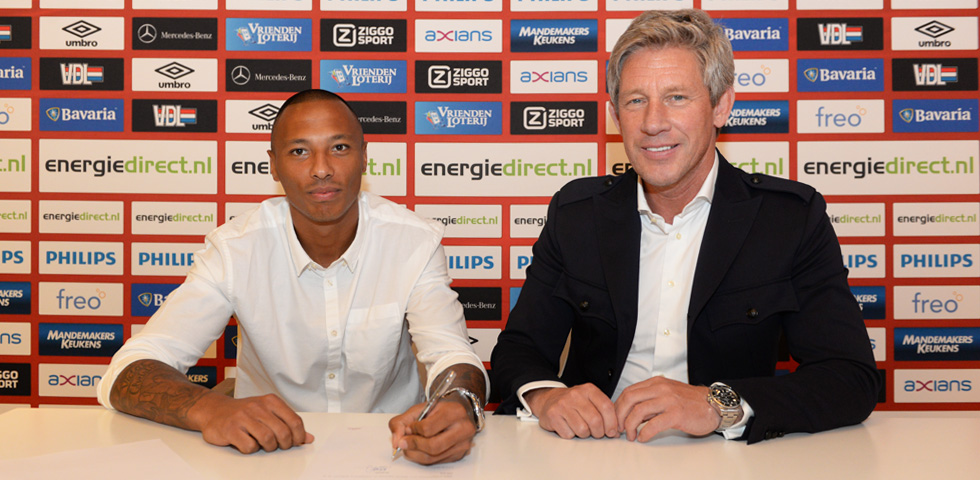 PSV sign keeper Eloy Room on a two-year deal