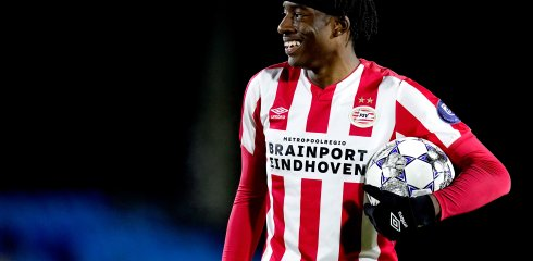 PSV U21 snatch late win against 10-man Excelsior