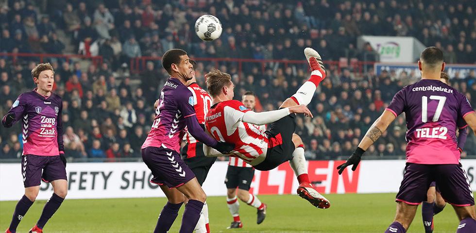 Psv Nl Psv Look To Extend Unbeaten Streak Against Fc Utrecht