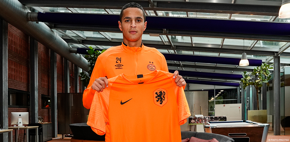 PSV.nl - Ihattaren included in provisional Netherlands squad