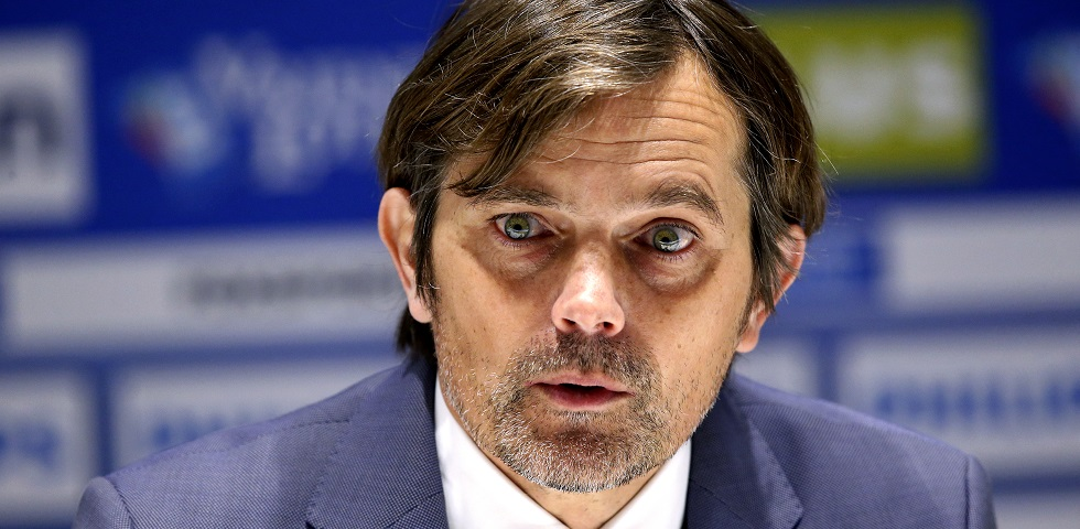 Cocu upset with two dropped points