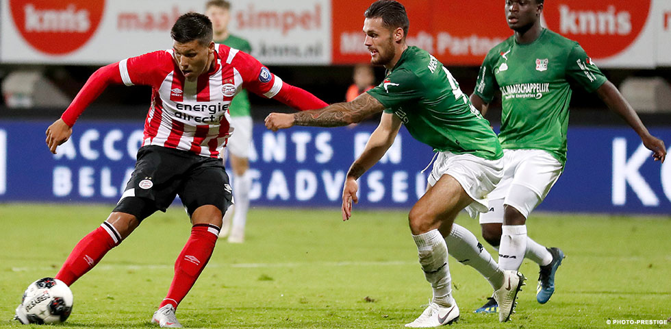 N.E.C. and PSV U21 share points in 4-4 thriller
