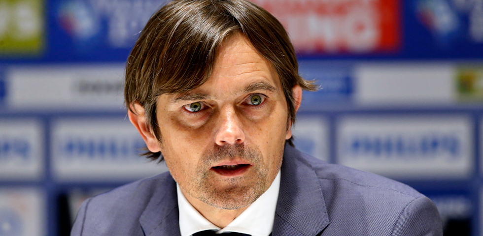 "Cocu: ""We have great confidence"""