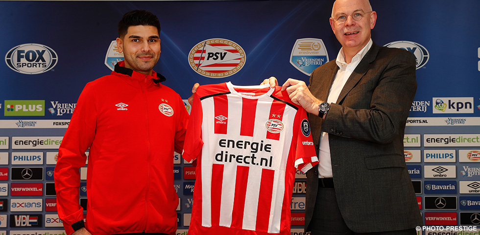 PSV officially sign eSports athlete Romal Abdi