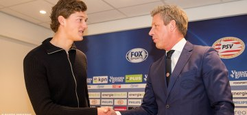 Lammers extends PSV contract until 2021