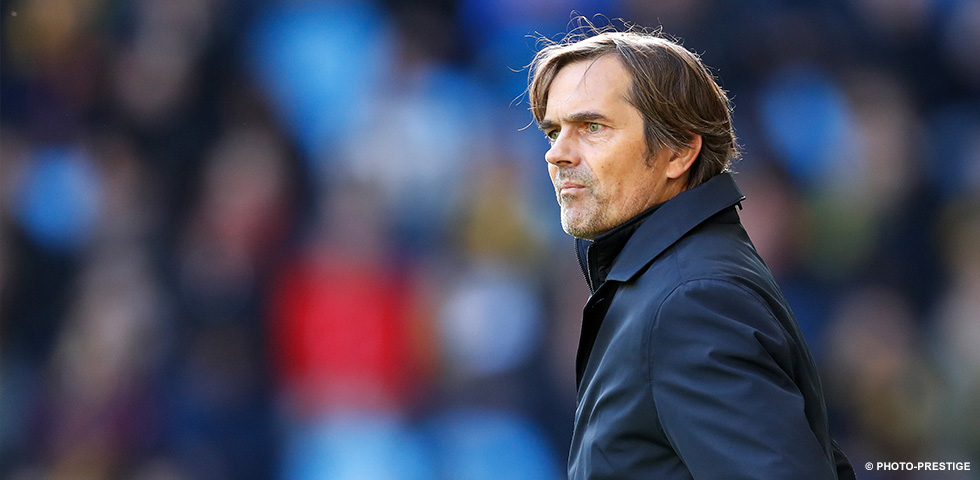 "Cocu: ""In football, nothing can be taken for granted."""