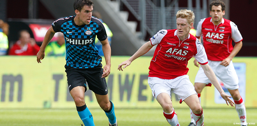 PSV v AZ: hosts always win season's opener