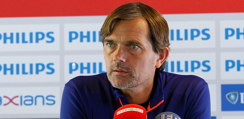 Phillip Cocu over PSV - Feyenoord