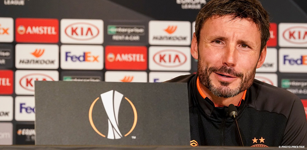 Van Bommel looks ahead to PSV v Sporting CP