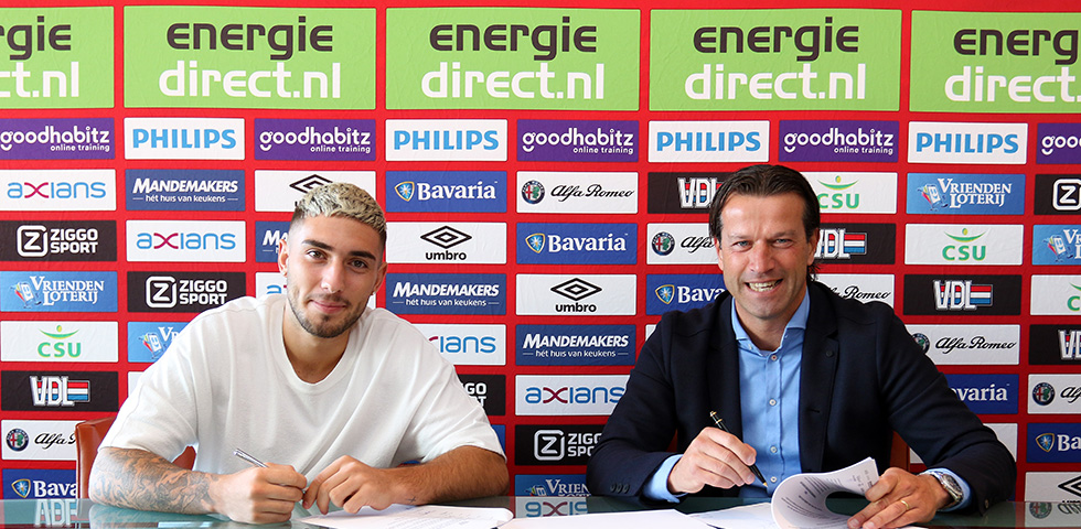 PSV U21 strengthen squad by signing Marlon Frey