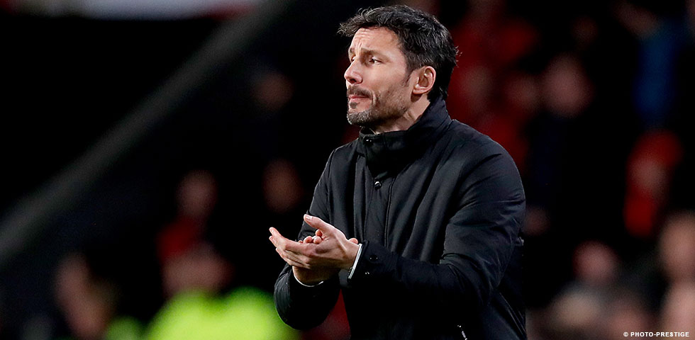 "Van Bommel: ""We scored only six goals"""
